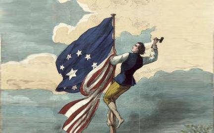 american flag new york6